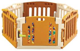 Edu-<b>Play</b> PR-3618M - детский <b>манеж</b>-ограждение <b>бежевые</b> тона ...