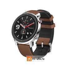 Купить <b>умные часы Huami</b> Amazfit GTR 47mm (Stainless Steeel) по ...