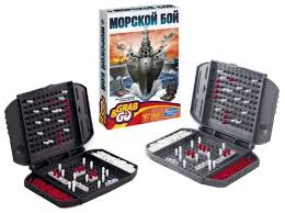 Настольная игра <b>Hasbro</b> Игры Морской бой. <b>Дорожная</b> версия ...