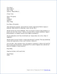 letter of termination template view screenshot nobody likes writing write termination letter