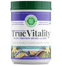 True Vitality Plant-Based Vegan Protein Blend with ... - Green Foods