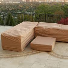 furniture outdoor covers. portofino furniture covers for 6pc sectional outdoor g
