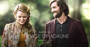 The Age Of Adaline poster के लिए चित्र परिणाम