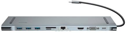 Купить USB-концентратор <b>Baseus Enjoyment Series</b> USB-C ...