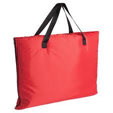 Пляжная <b>сумка</b>-трансформер <b>Camper Bag</b>, красная (артикул ...