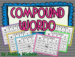 Compound Wordo  Compound Word Bingo Games    Compound Words  Bingo     Need a fun way to help your students master     different compound words  Try COMPOUND