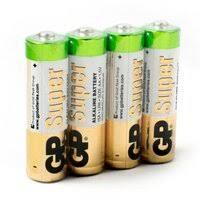 «<b>Набор</b> алкалиновых <b>батареек GP</b> Batteries Super Alkaline, тип ...