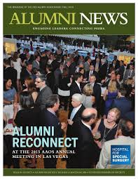 alumni news magazine spring 2015 by hospital for special surgery alumni news magazine spring 2015 by hospital for special surgery issuu