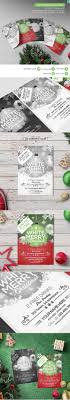 best christmas flyer templates dzineflip christmas party flyer template
