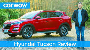 <b>Hyundai Tucson</b> SUV 2019 in-depth review | carwow Reviews ...