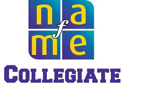 collegiate professional achievement recognition recipients collegiate logo color