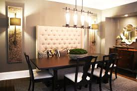 tufted dining bench with back high back upholstered dining bench with tufted ornaments amazing high back dining bench design ideas