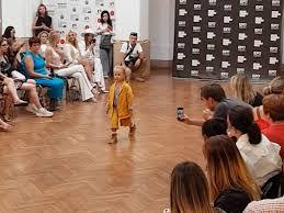 Юные челябинские модели выиграли фэшн-битву в Милане