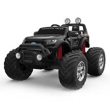 <b>Электромобиль Dake Ford Ranger</b> Monster Truck 2*12V/7Ah, 4 ...