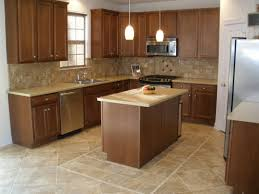 Laying Kitchen Floor Tiles Kitchen Floor Linoleum Over The Original Linoleum Floor Big No No