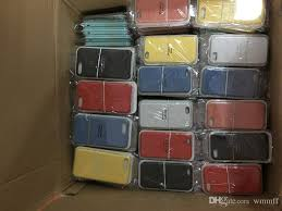 <b>50Pcs</b>/<b>lot</b> Original Silicone Case For 5 <b>5s</b> SE 6 6s 7 8 plus and for x ...