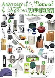 anatomy of a natural kitchen recommendations for the best items for safe non anatomy eat kitchen