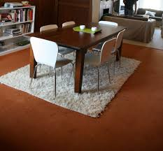 size dining room rug ideas