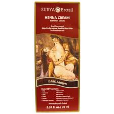 <b>Surya Henna</b>, <b>Эффективная здоровая</b> краска Henna Cream для ...