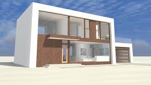 Contemporary House Plans and Modern Designs at BuilderHousePlans comContemporary Modern House   Plan HWBDO