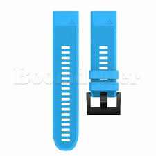 Jewelry & <b>Watches</b> Wristwatch Bands <b>Replacement Silicone</b> Wrist ...