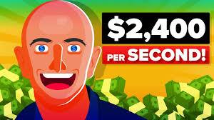 Comment Jeff Bezos obtient son argent d'Amazon (L'histoire de ...