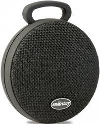 Портативная акустическая система <b>Smartbuy</b> PIXEL <b>Black</b> - цена ...