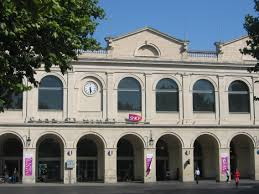 Nîmes station