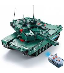 <b>CaDA</b> DETECH M1A2 Abrams 2in1 <b>RC</b> kit, functional cannon ...