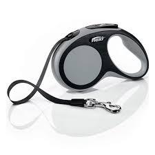<b>Рулетка FLEXI New</b> Comfort S до 15 кг, лента 5 м, черный-серый ...