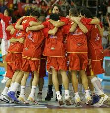 Resultado de imagen de fotos de la seleccion española de baloncesto