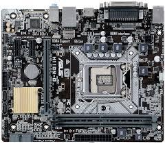 <b>Материнская плата Asus H110M-C</b> Soc-1151 Intel H110 2xDDR4 ...