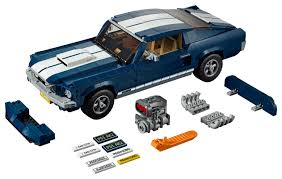 <b>Ford Mustang</b> 10265 | Creator Expert | Buy online at the Official ...