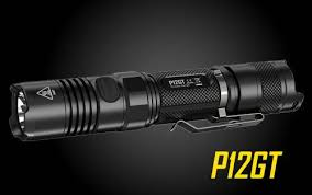 <b>NITECORE P12GT</b> 1000 Lumen Long Throw Compact Tactical ...