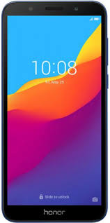 Мобильный <b>телефон Honor 7S</b> 16Gb blue DRA-LX5 - купить во ...