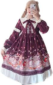 Topin <b>School Girls</b> Japanese Summer Lolita Dress <b>Sweet</b> Loli Daily ...