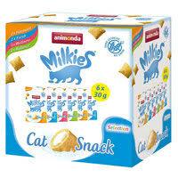 «<b>Animonda Milkies</b> хрустящие подушечки для кошек набор из 4 ...