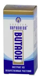 <b>Витаон Бальзам Караваева</b> купить в СПб, цены в аптеках ...