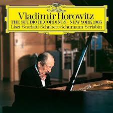 vladimir horowitz <b>new york</b> 1985 | www.artgitar.ru