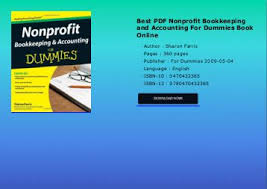 PDF Bookkeeping AllInOne For Dummies READ ONLINE Yumpu Best PDF Nonprofit Bookkeeping and Accounting For Dummies Book Online