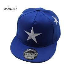 miaoxi Fashion Children Boy Cap Baseball Girls Summer Star Hats ...