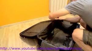 <b>Чемоданы на колесах</b>, основные поломки чемоданов - YouTube