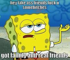 fake friends - quickmeme via Relatably.com