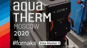 Aquatherm 2020. Новинка от <b>ZOTA</b> Master X - простой ...