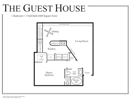 The Guest House Floor Plan   tucsonrentalhomes     nice layout    The Guest House Floor Plan   tucsonrentalhomes     nice layout   cm