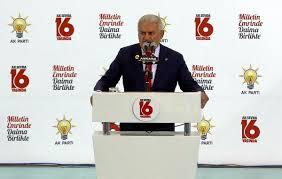 Başbakan Yıldırım dilin önemine vurgu yaptı
