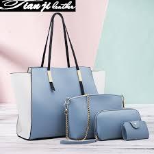 OEM & Wholesale <b>Fashion Ladies Handbag</b> 2019 PU <b>Leather</b> ...