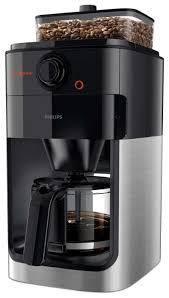 <b>Кофеварка Philips HD7767</b> Grind & Brew — купить по выгодной ...