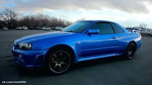 <b>PitStop</b> - Nissan Skyline GT-R <b>машина</b> Пола Уокера(тест драйв ...