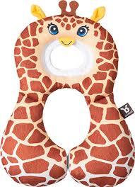 <b>Подушка для путешествий Benbat</b> HR 303 1-4 года, жираф купить ...
